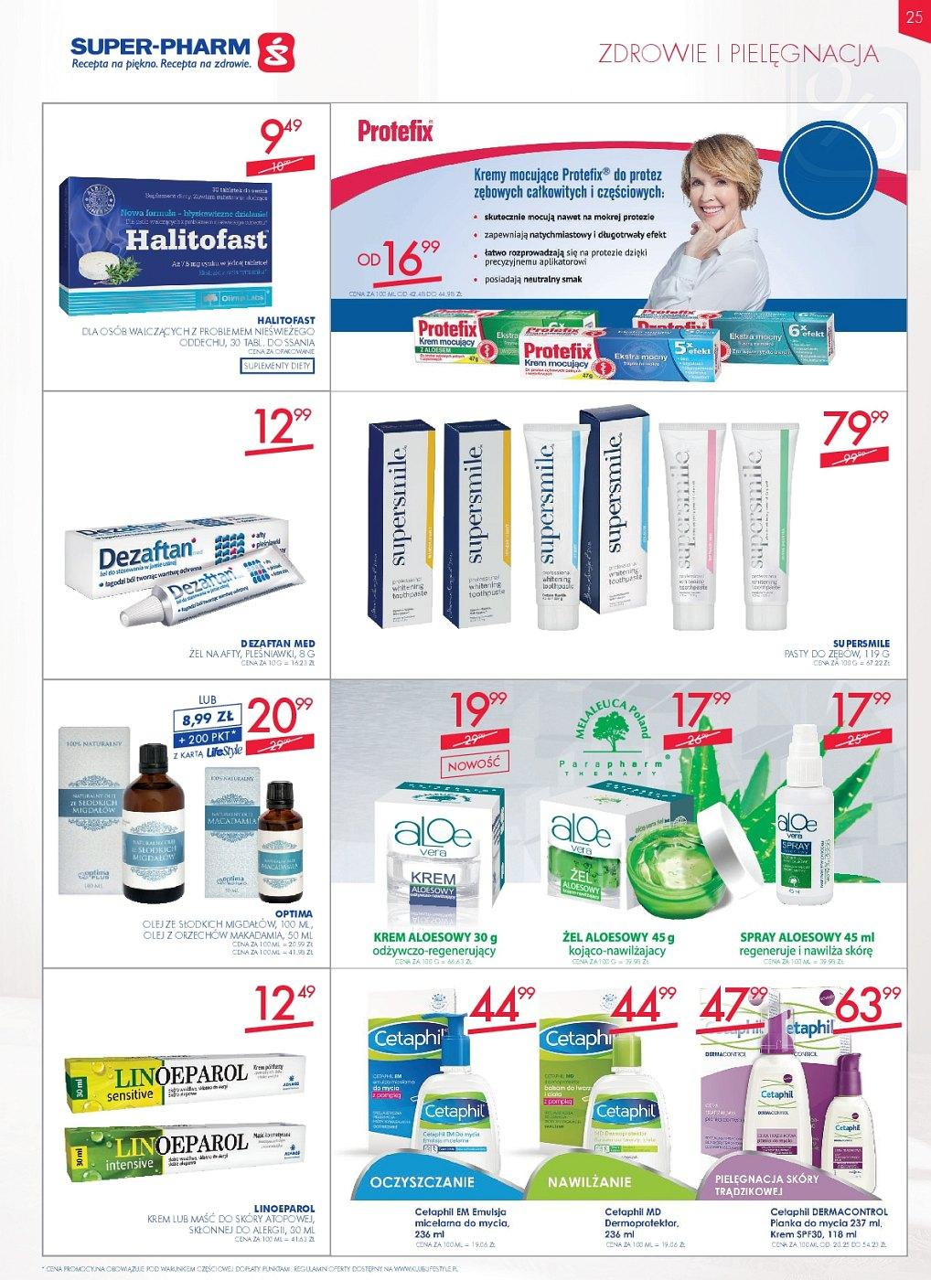 Gazetka promocyjna Superpharm do 27/06/2018 str.24