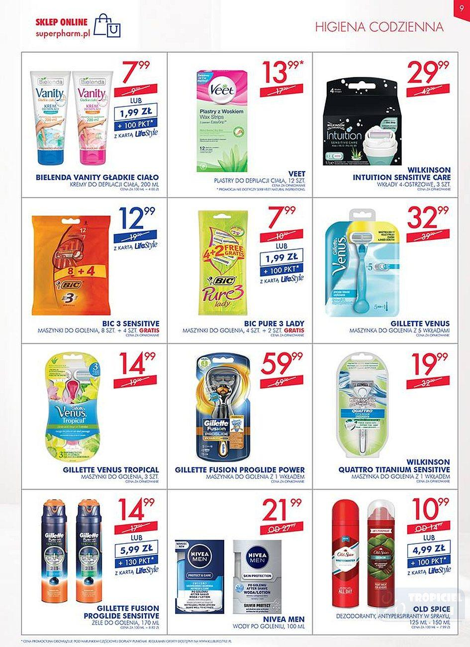 Gazetka promocyjna Superpharm do 25/07/2018 str.8