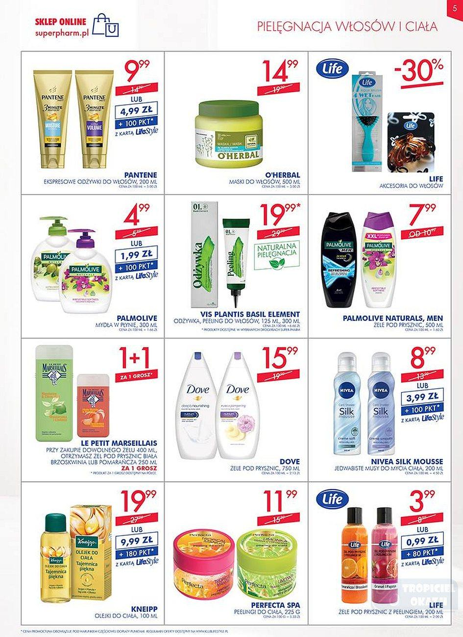 Gazetka promocyjna Superpharm do 25/07/2018 str.5