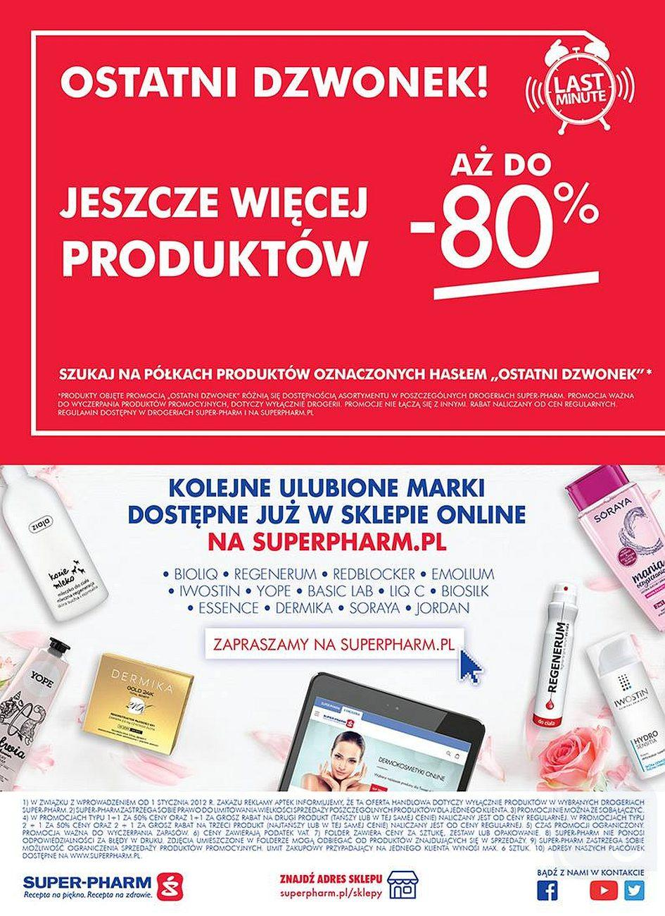 Gazetka promocyjna Superpharm do 08/08/2018 str.23