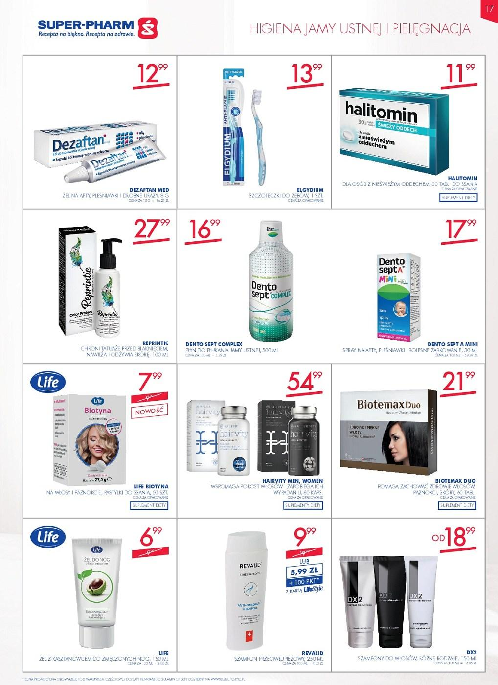 Gazetka promocyjna Superpharm do 11/07/2018 str.16