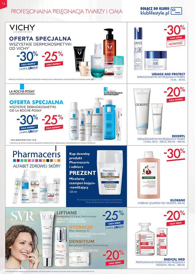 Gazetka promocyjna Superpharm do 24/10/2018 str.16