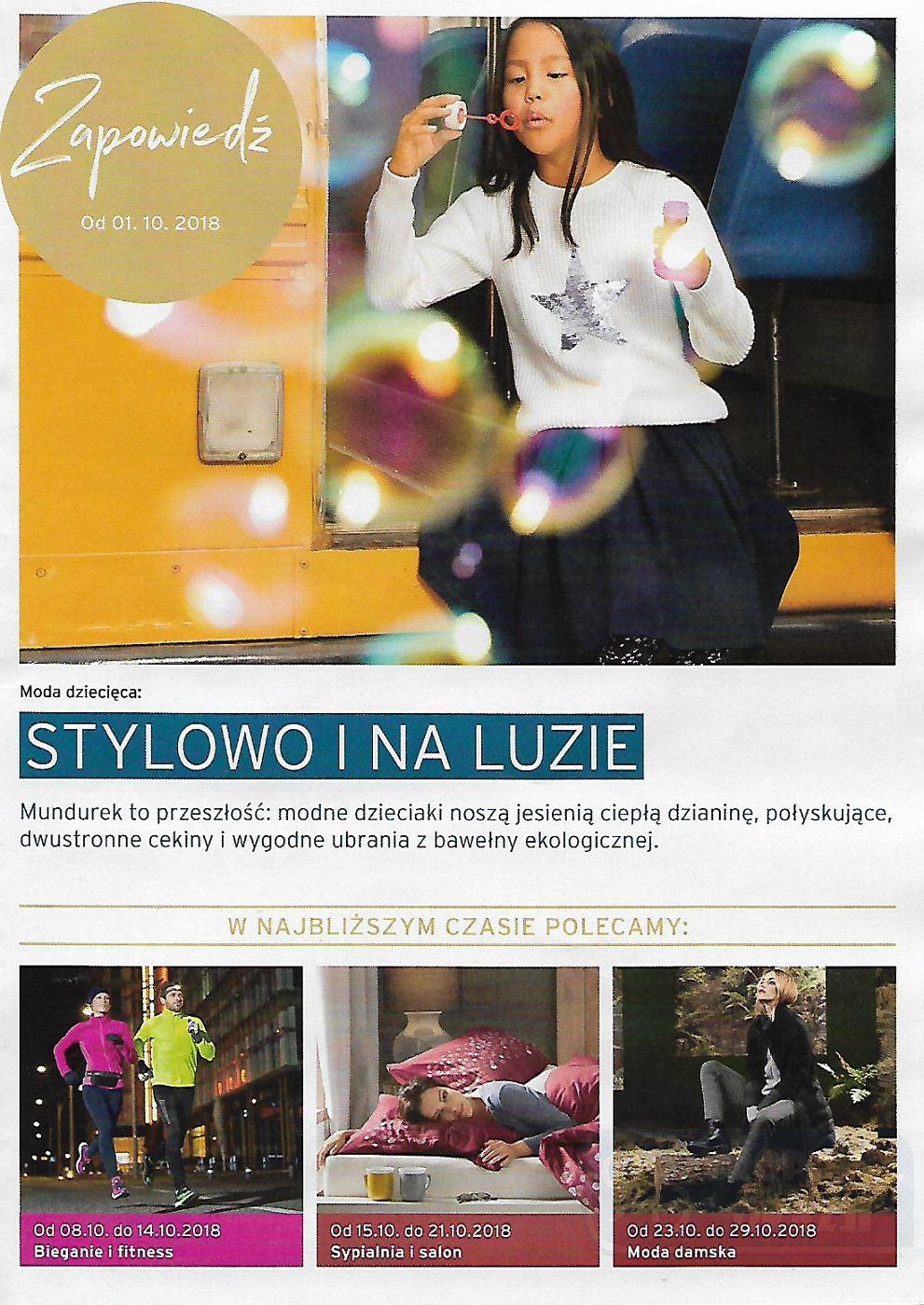 Gazetka promocyjna Tchibo do 21/10/2018 str.31