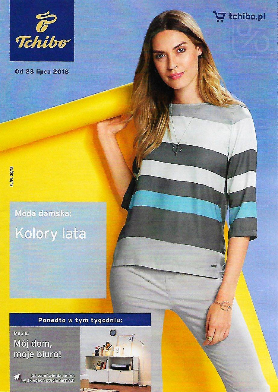 Gazetka promocyjna Tchibo do 12/08/2018 str.0