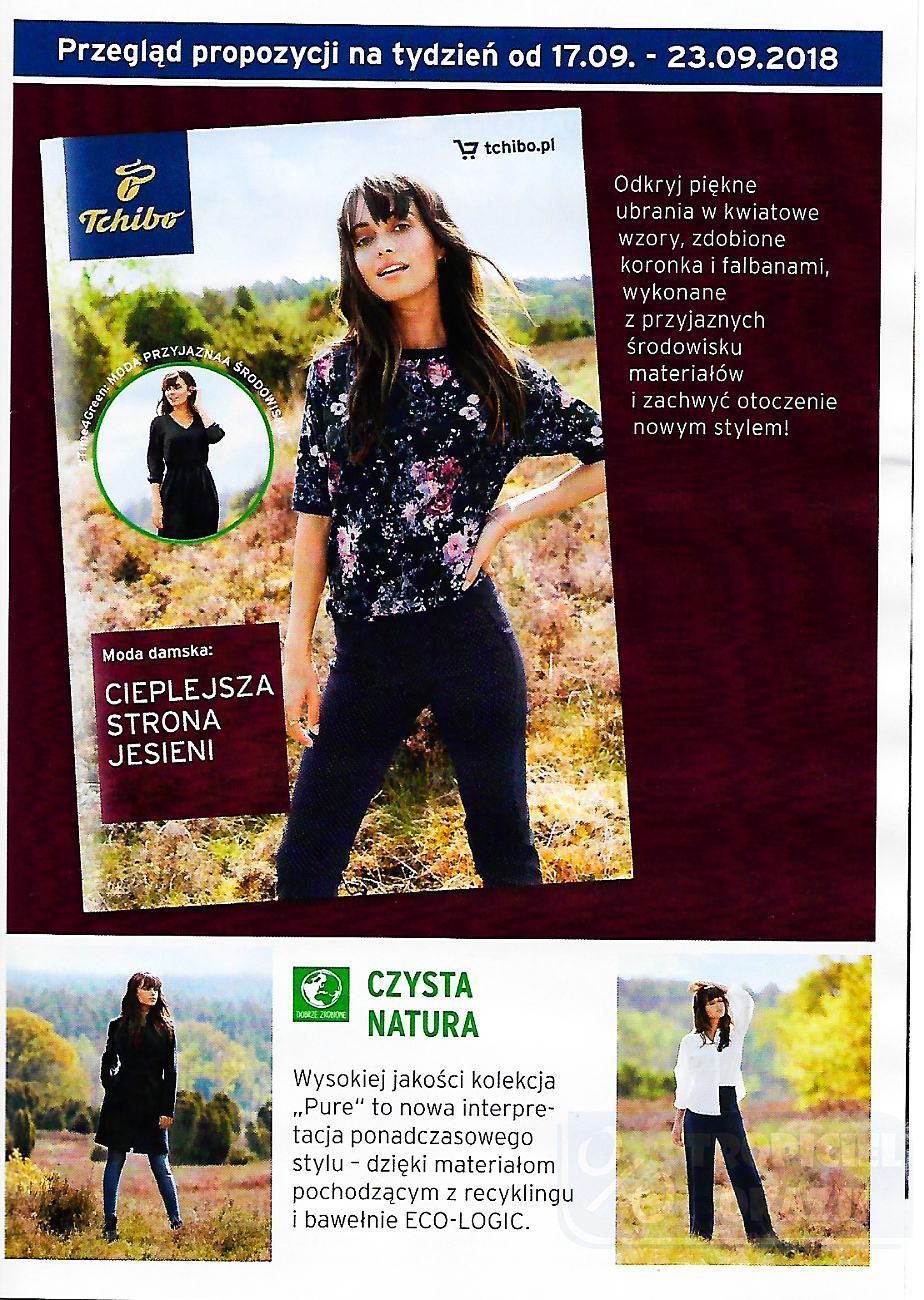 Gazetka promocyjna Tchibo do 07/10/2018 str.43