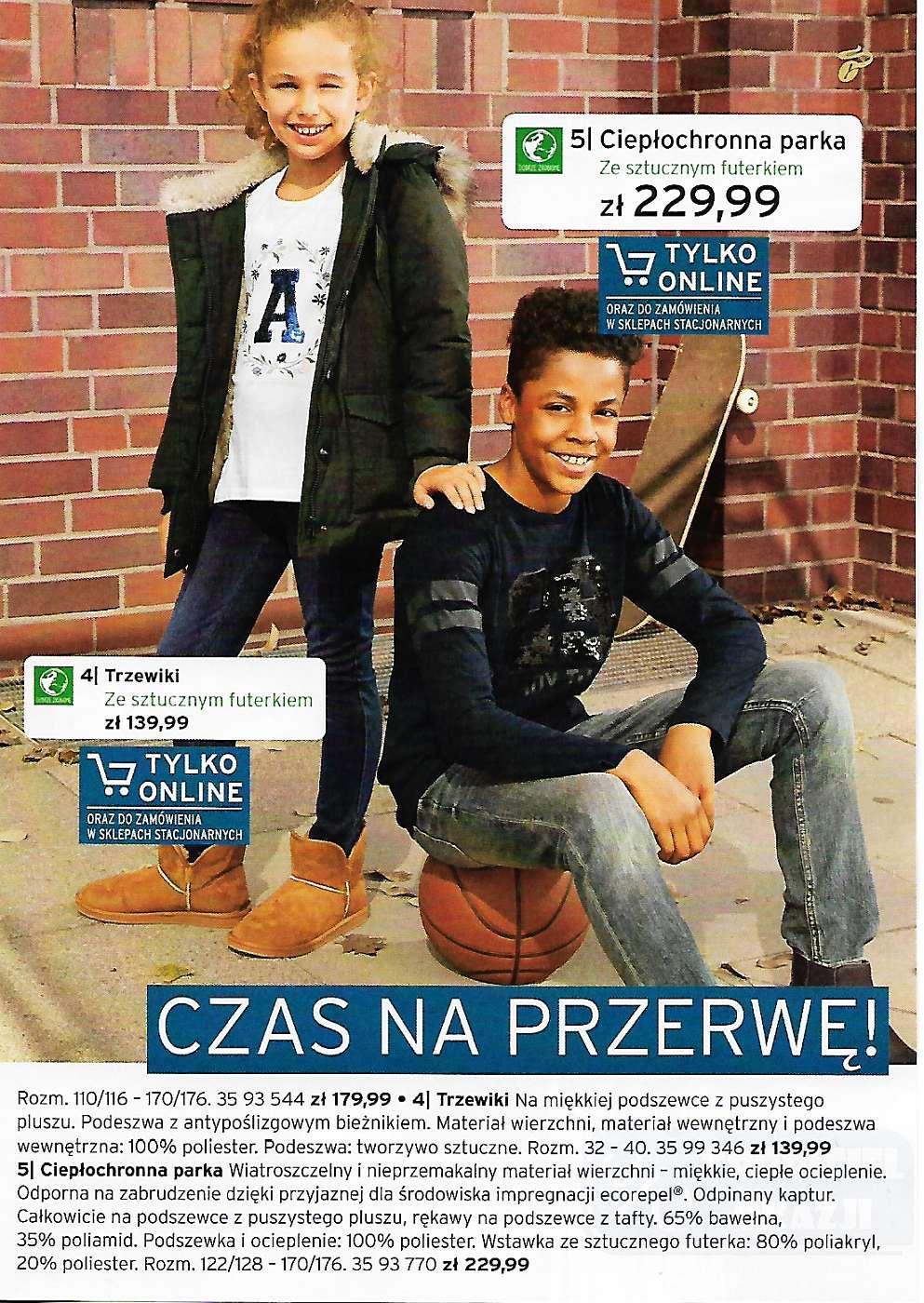 Gazetka promocyjna Tchibo do 28/10/2018 str.14
