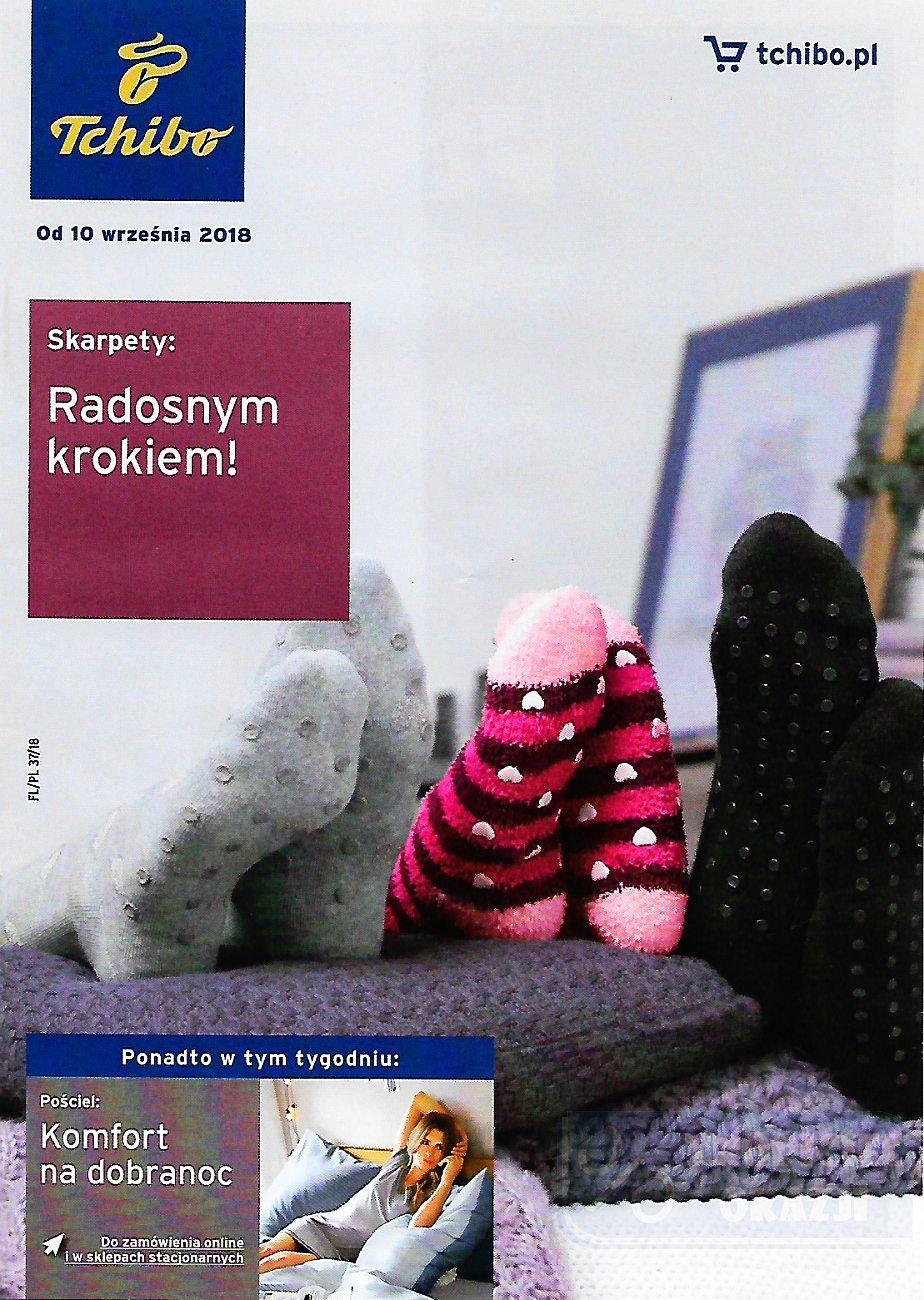 Gazetka promocyjna Tchibo do 07/10/2018 str.1