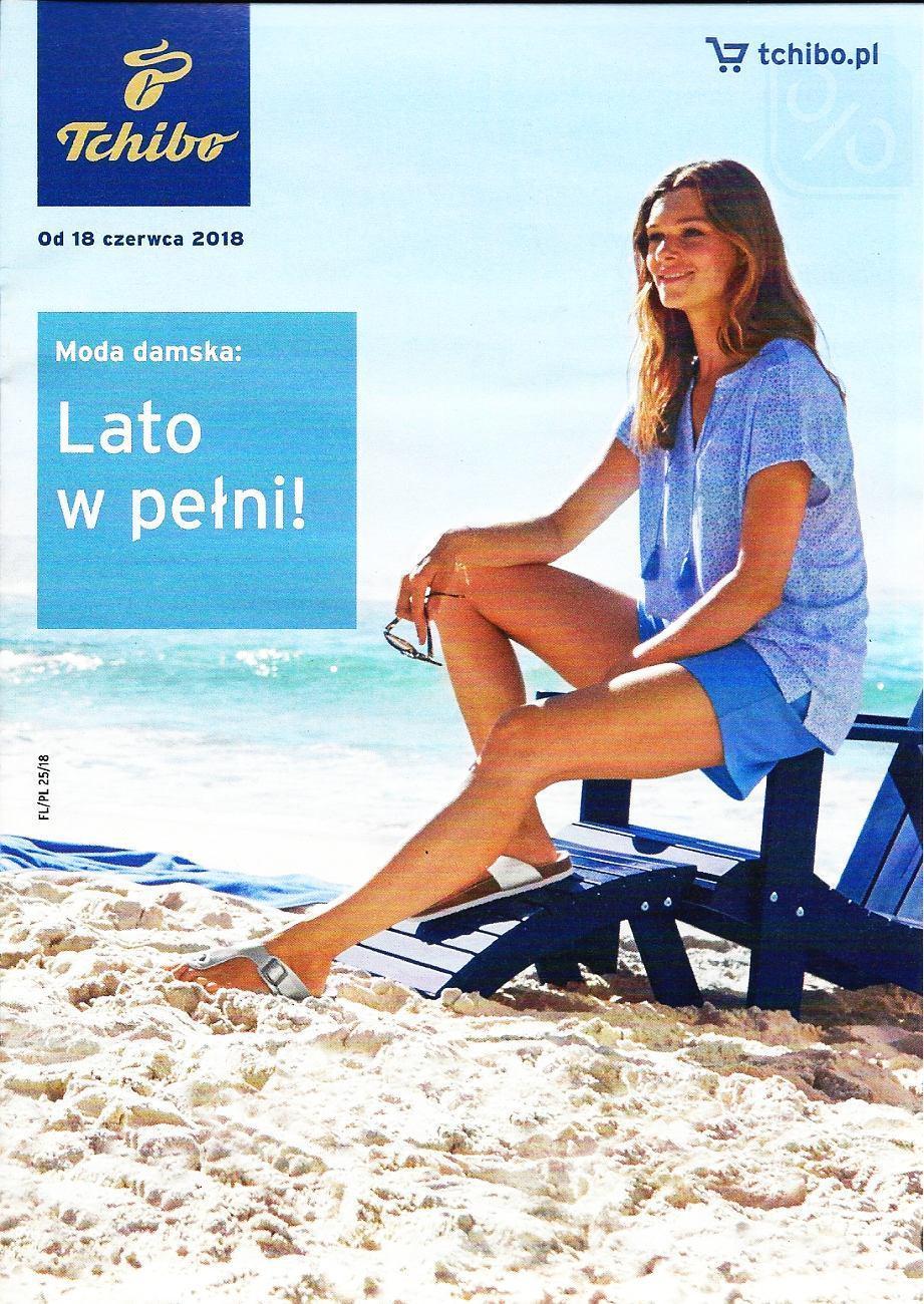 Gazetka promocyjna Tchibo do 08/07/2018 str.0