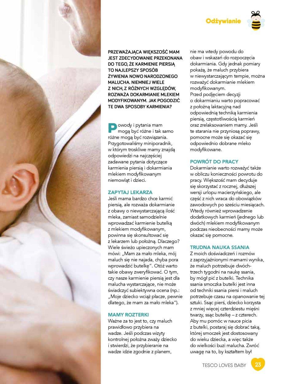 Gazetka promocyjna Tesco do 15/05/2018 str.23
