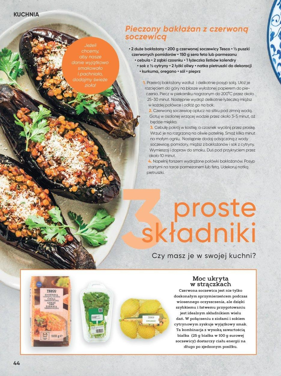 Gazetka promocyjna Tesco do 30/06/2019 str.43