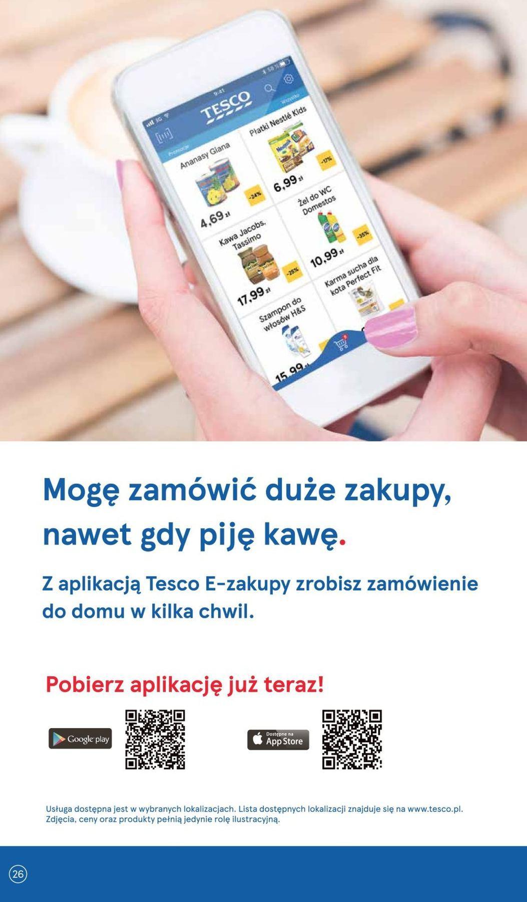 Gazetka promocyjna Tesco do 13/02/2019 str.25