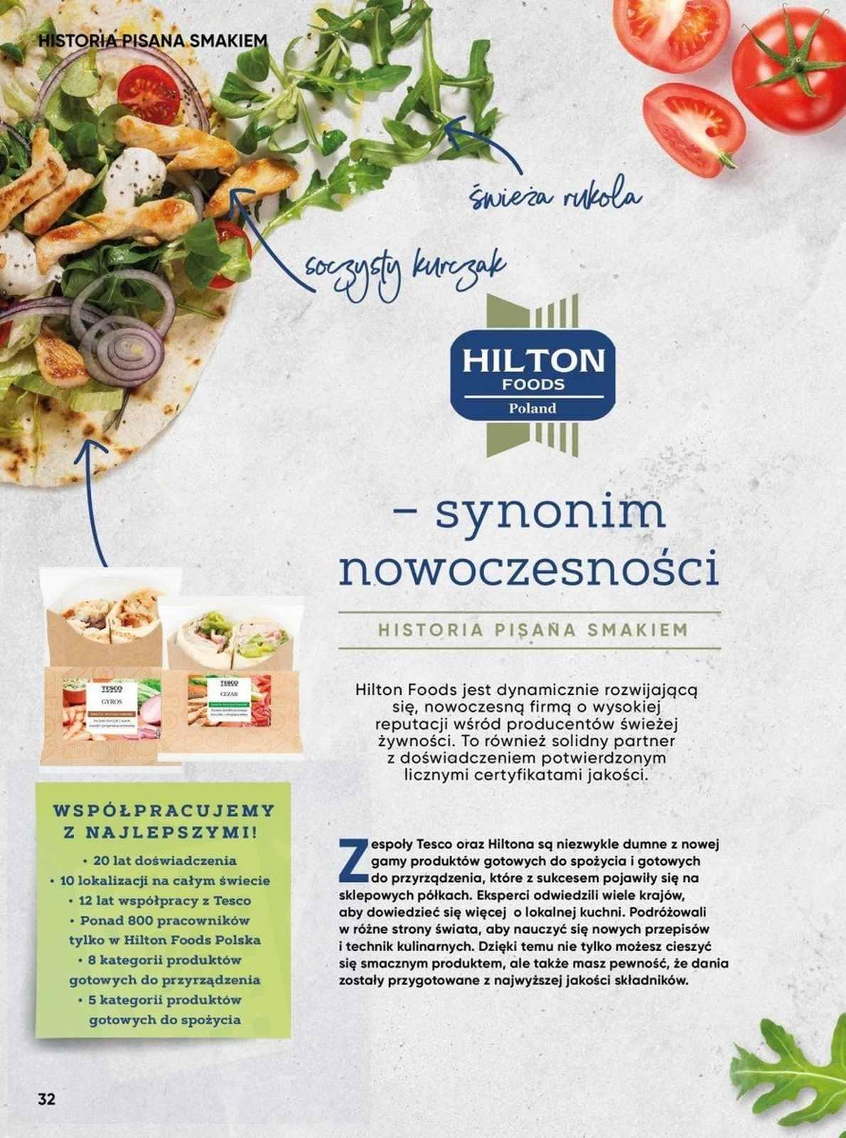 Gazetka promocyjna Tesco do 24/11/2019 str.32
