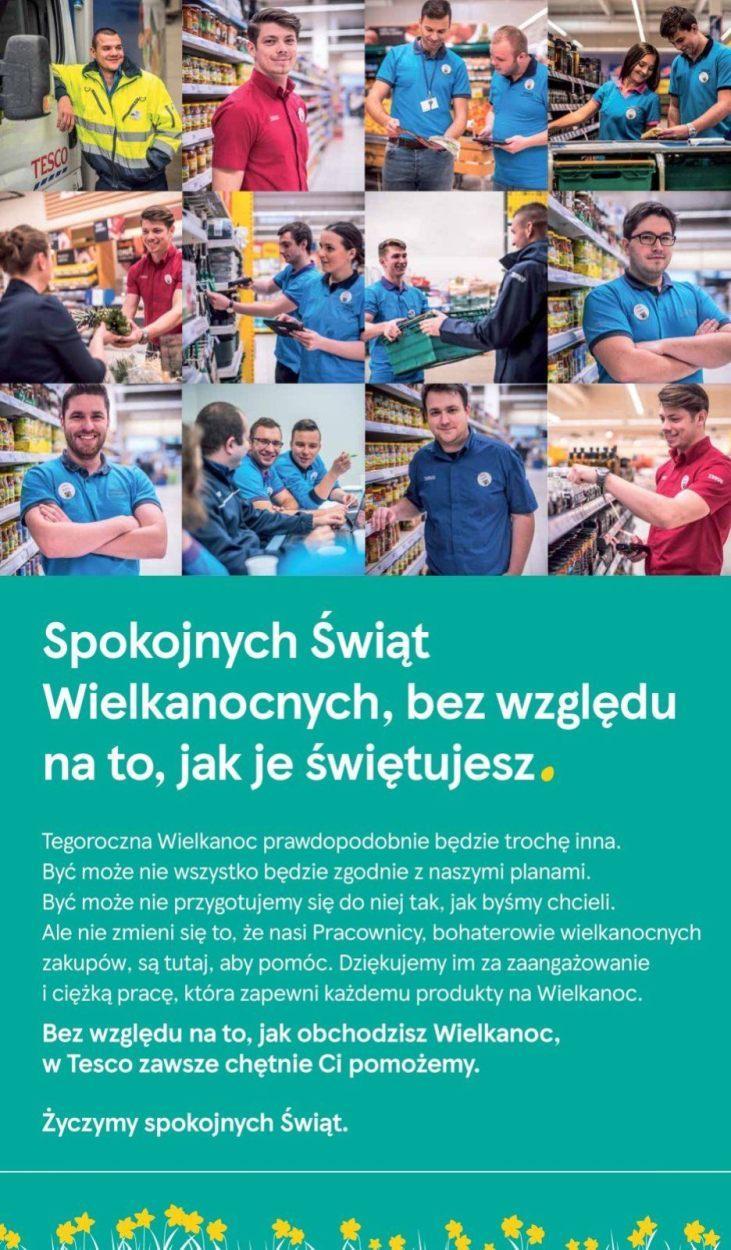 Gazetka promocyjna Tesco do 11/04/2020 str.1