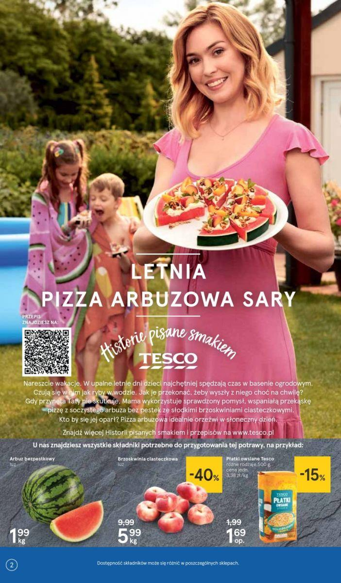 Gazetka promocyjna Tesco do 11/07/2018 str.1