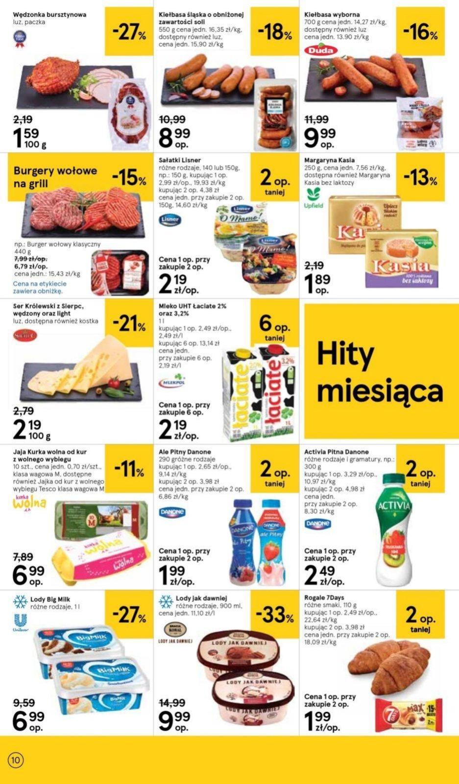 Gazetka promocyjna Tesco do 10/07/2019 str.10