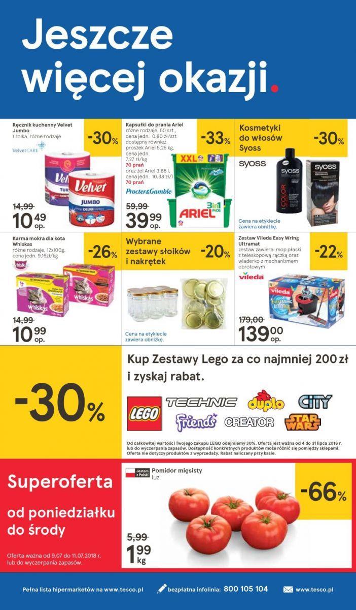 Gazetka promocyjna Tesco do 11/07/2018 str.39