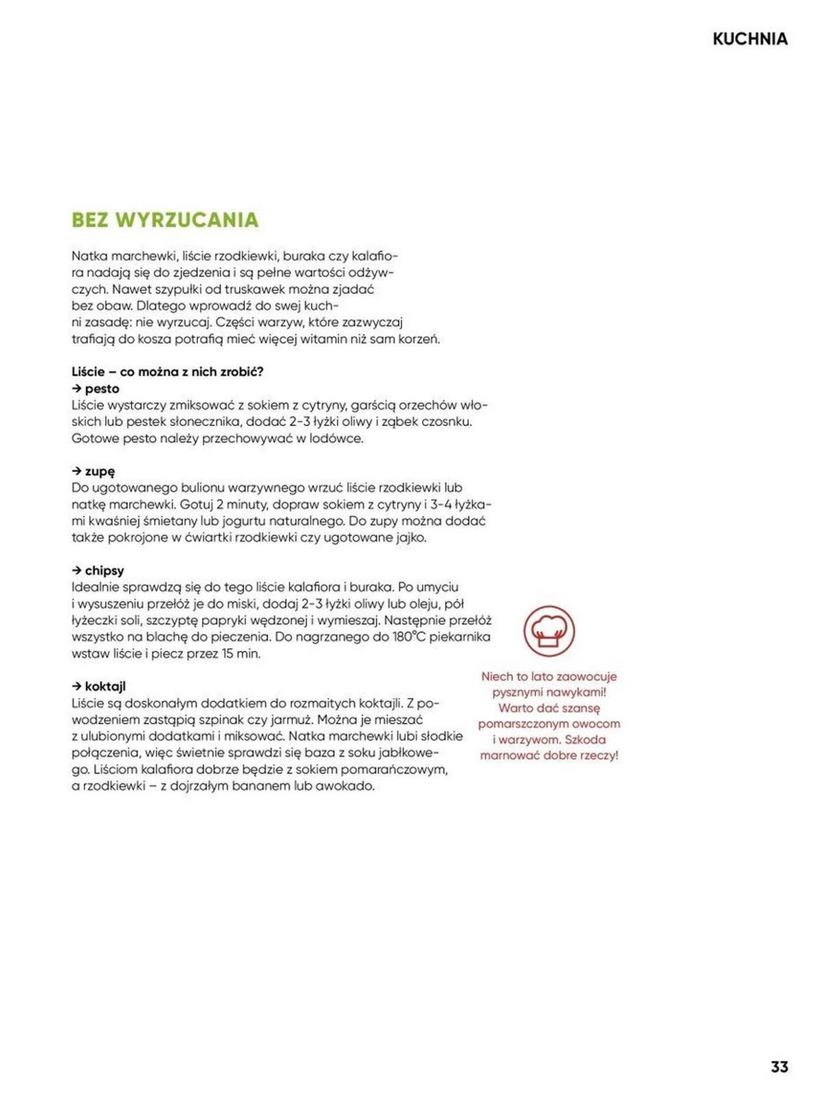 Gazetka promocyjna Tesco do 25/08/2019 str.33