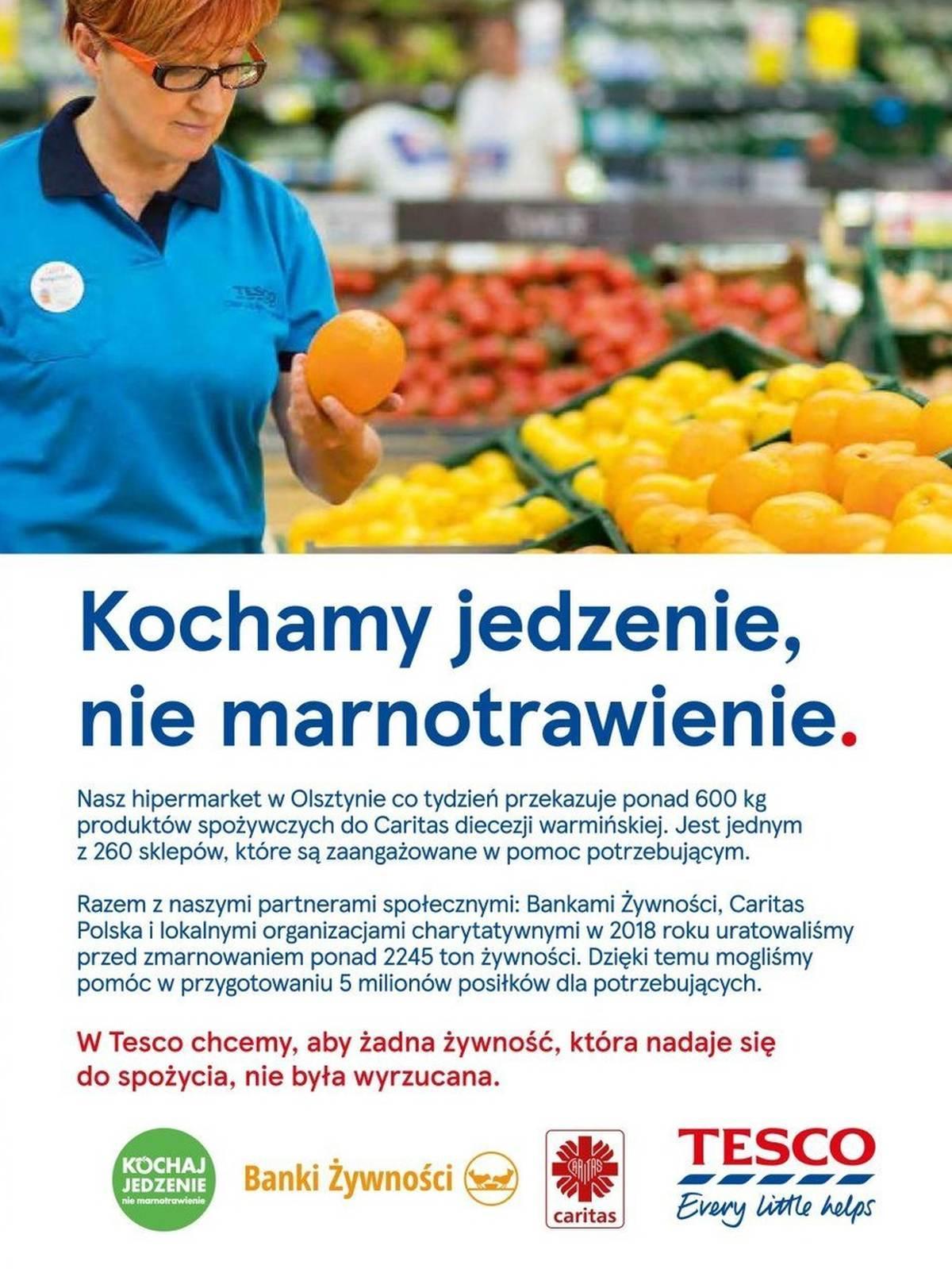 Gazetka promocyjna Tesco do 25/08/2019 str.63
