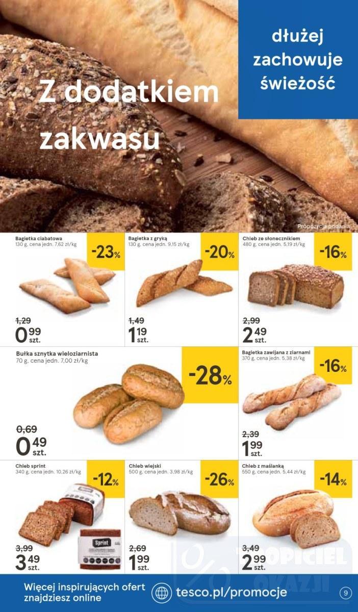 Gazetka promocyjna Tesco do 10/10/2018 str.9