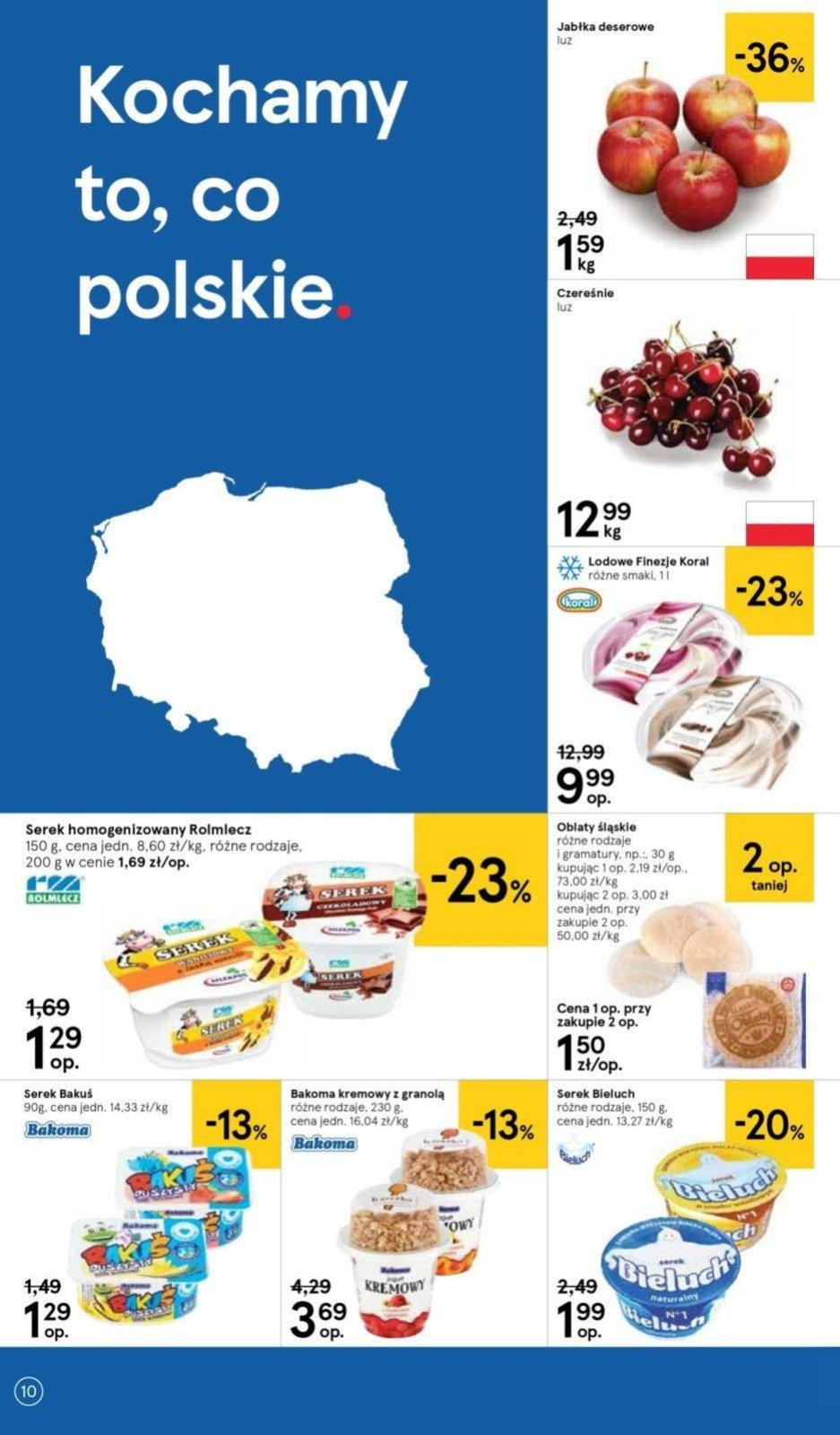 Gazetka promocyjna Tesco do 17/07/2019 str.10