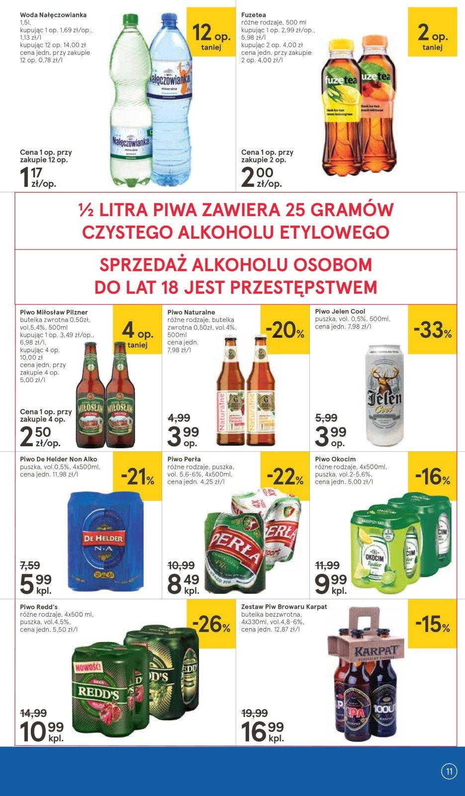 Gazetka promocyjna Tesco do 15/08/2018 str.10