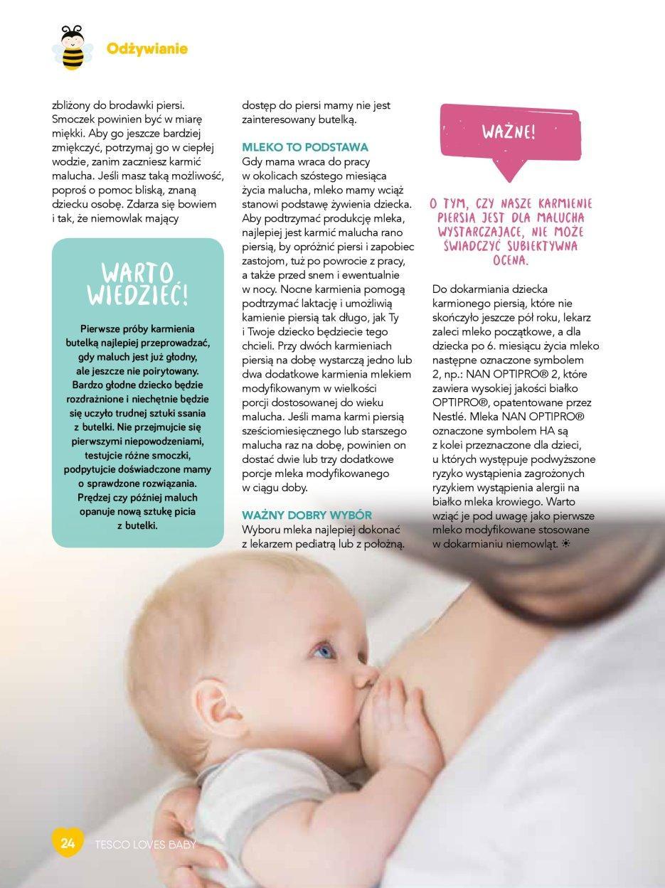 Gazetka promocyjna Tesco do 15/05/2018 str.24