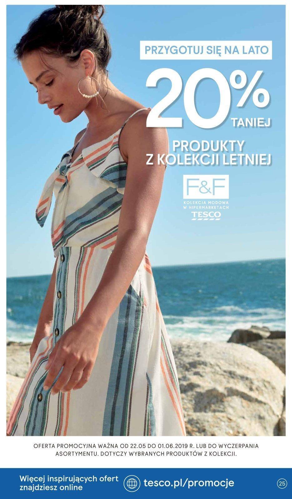 Gazetka promocyjna Tesco do 05/06/2019 str.24