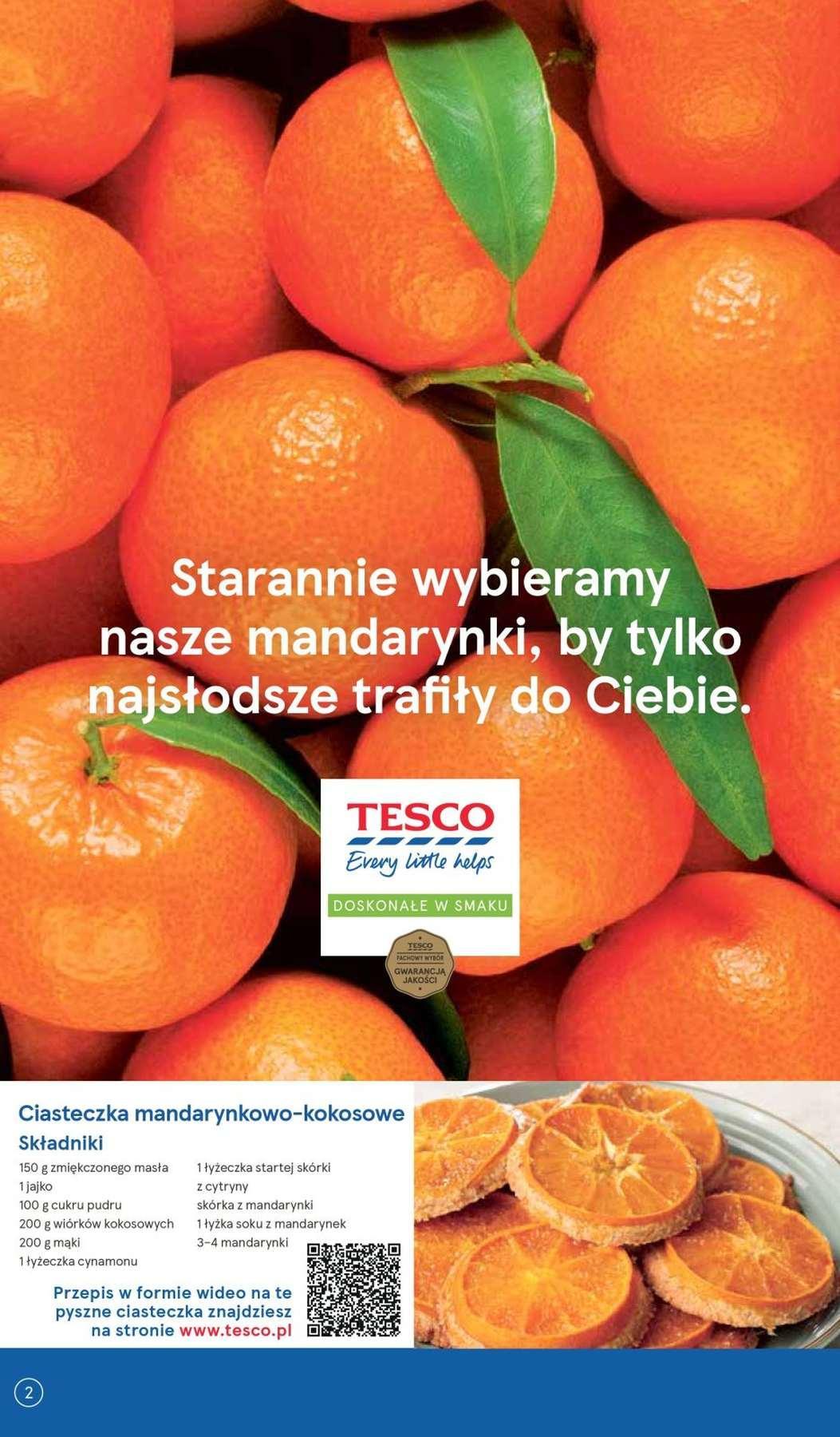 Gazetka promocyjna Tesco do 23/01/2019 str.2