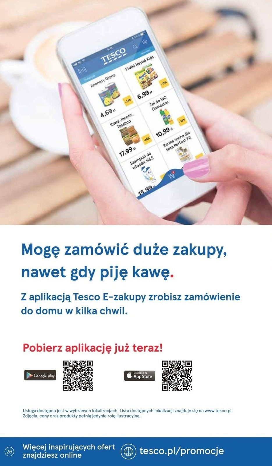 Gazetka promocyjna Tesco do 15/05/2019 str.25