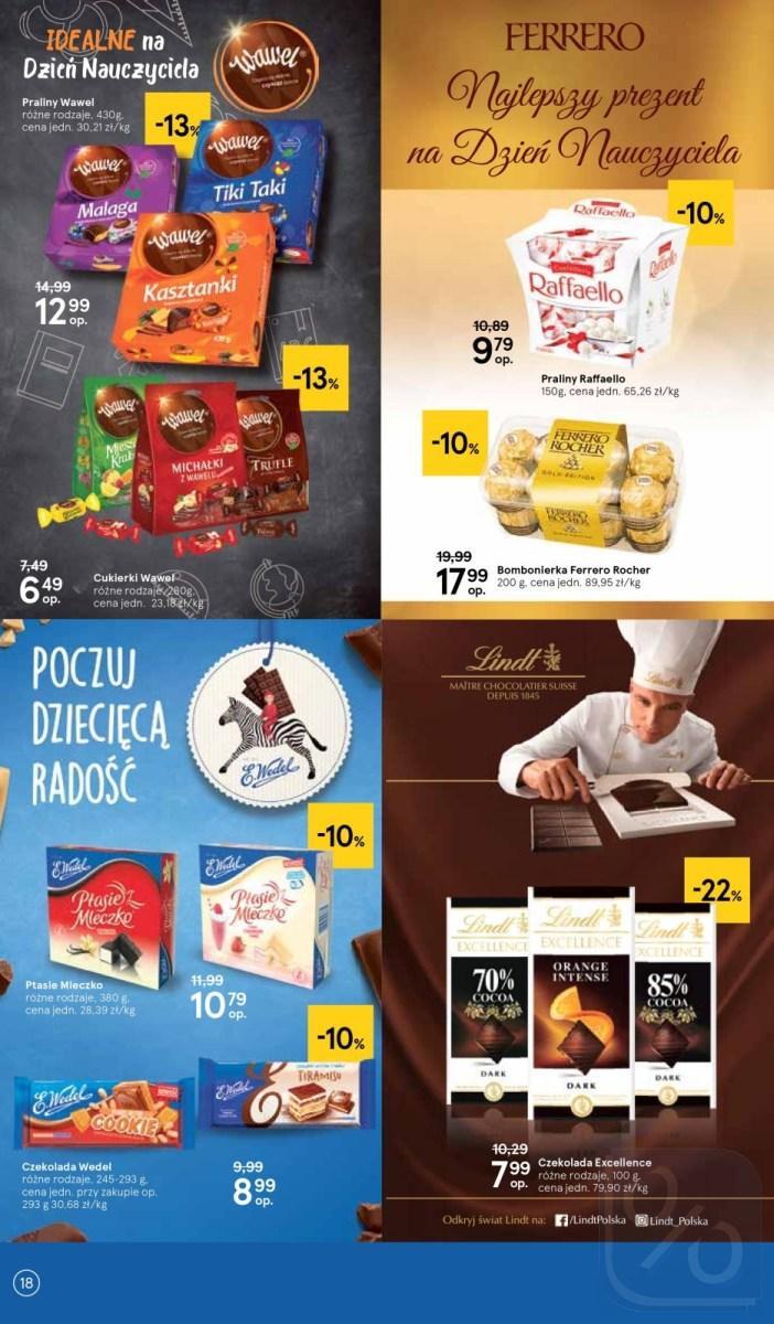 Gazetka promocyjna Tesco do 17/10/2018 str.18
