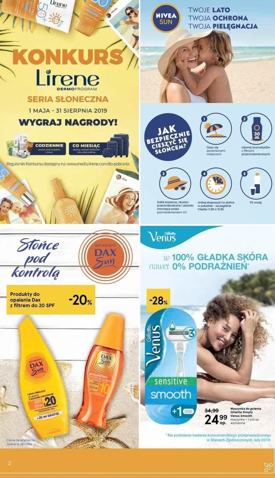 Gazetka promocyjna Tesco do 03/07/2019 str.1