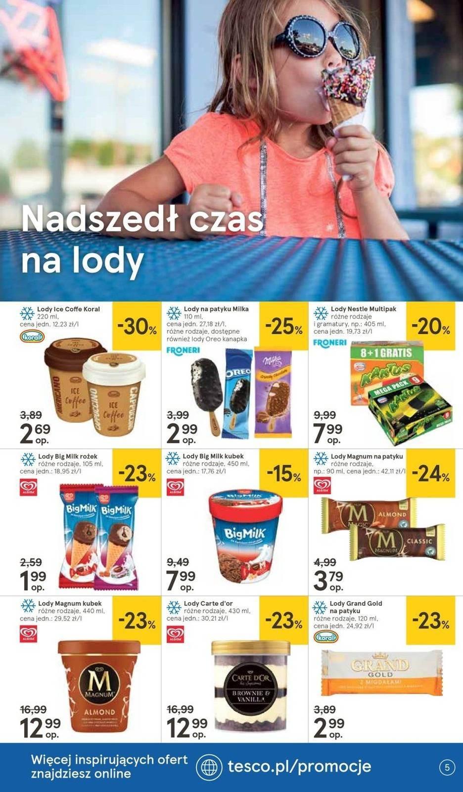 Gazetka promocyjna Tesco do 29/04/2019 str.4