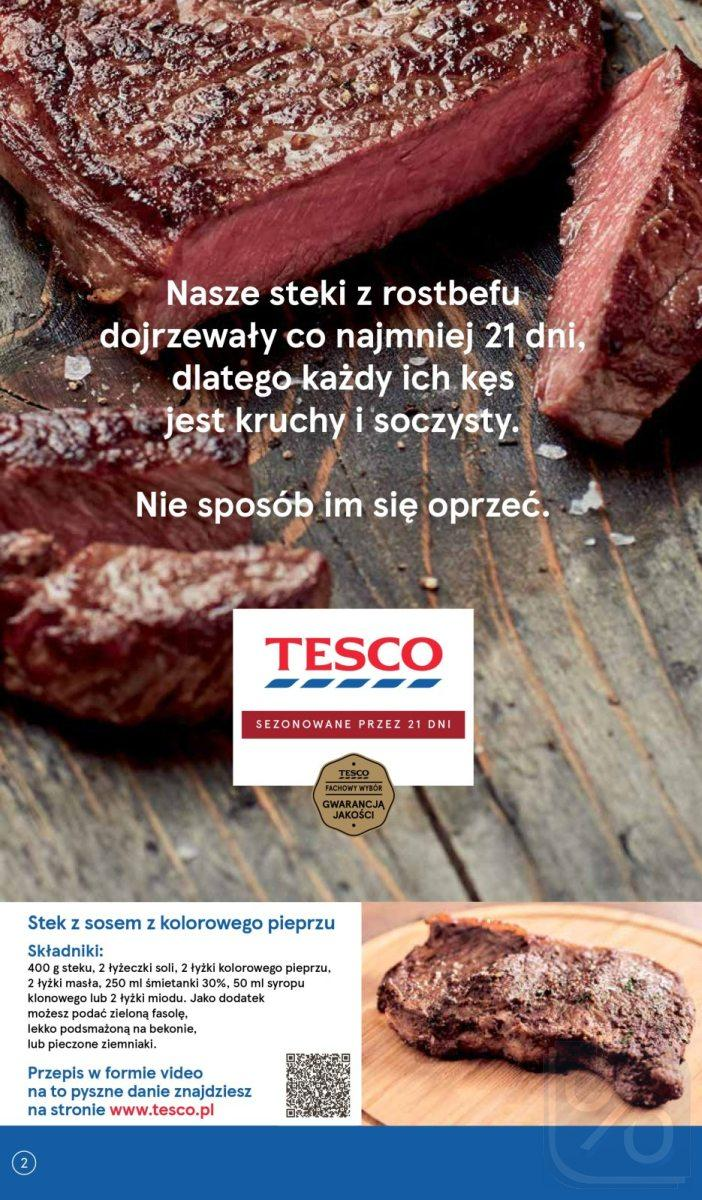 Gazetka promocyjna Tesco do 17/10/2018 str.2