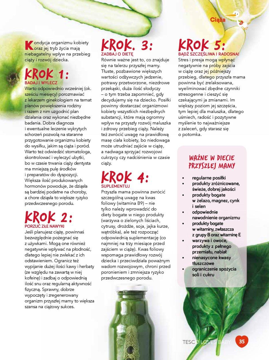 Gazetka promocyjna Tesco do 15/05/2018 str.35