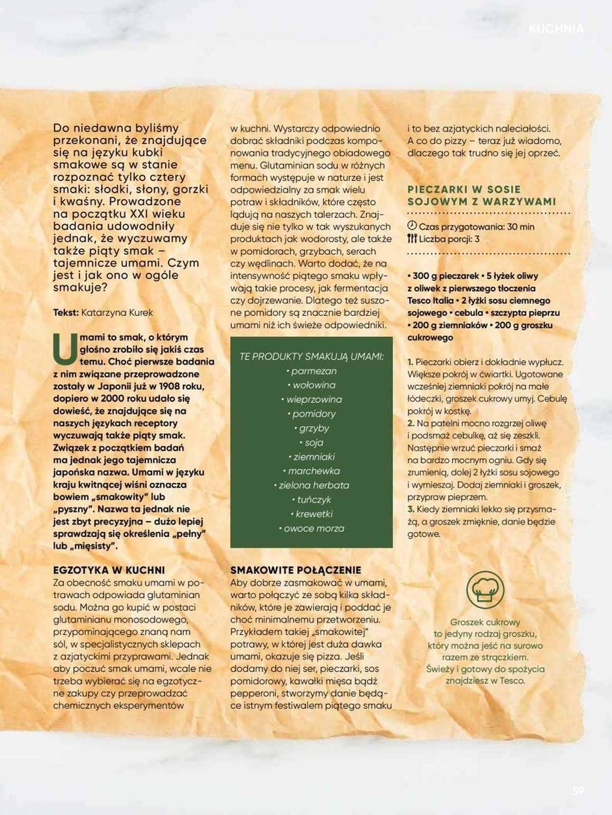 Gazetka promocyjna Tesco do 25/08/2019 str.58