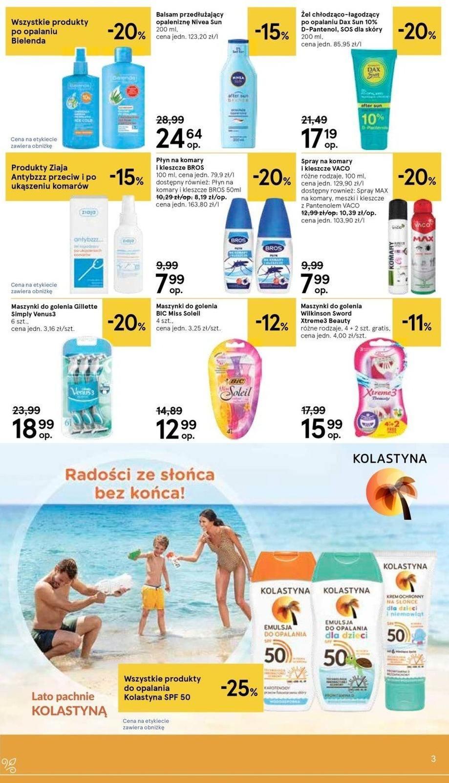 Gazetka promocyjna Tesco do 03/07/2019 str.2
