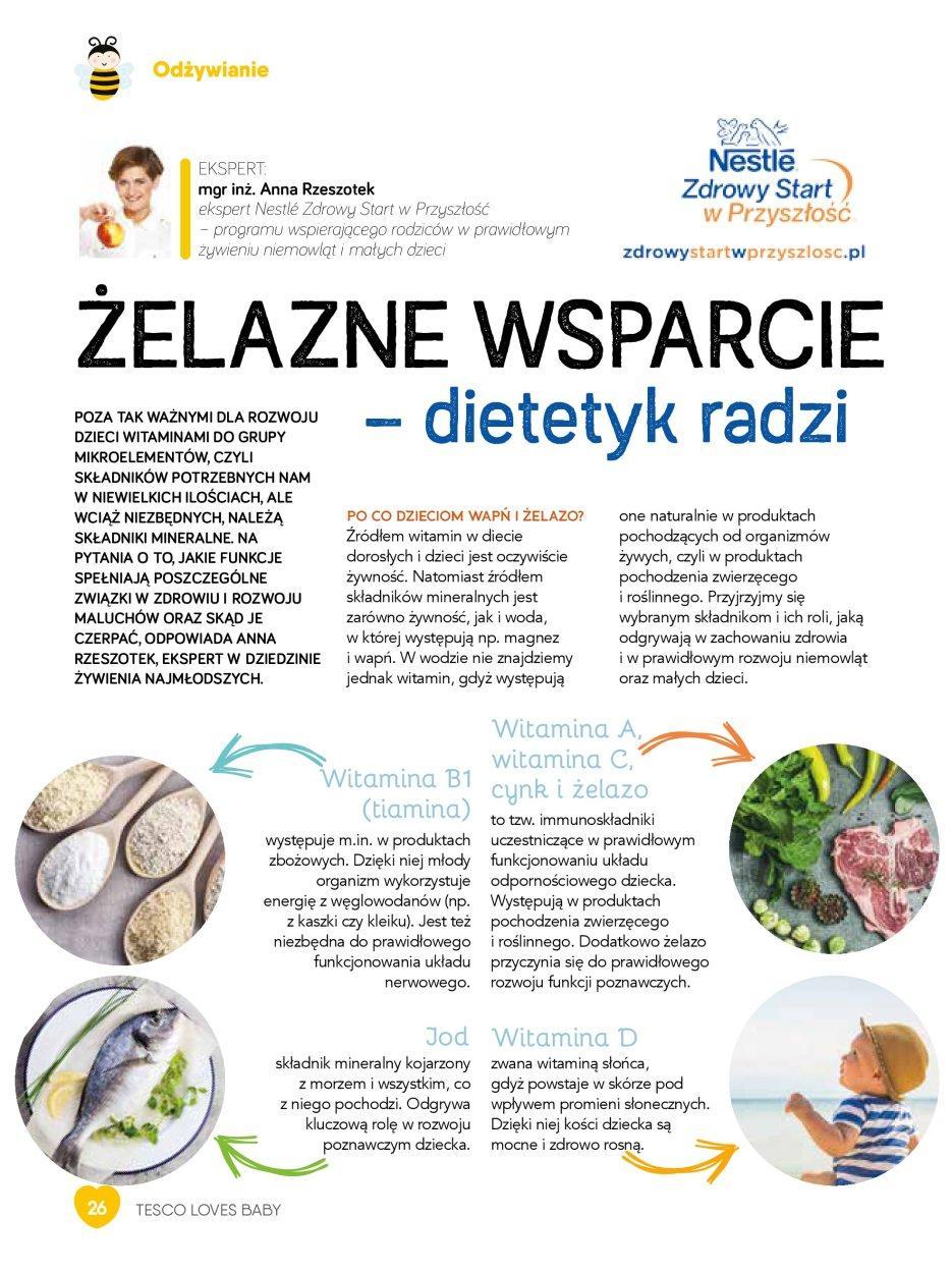 Gazetka promocyjna Tesco do 15/05/2018 str.26