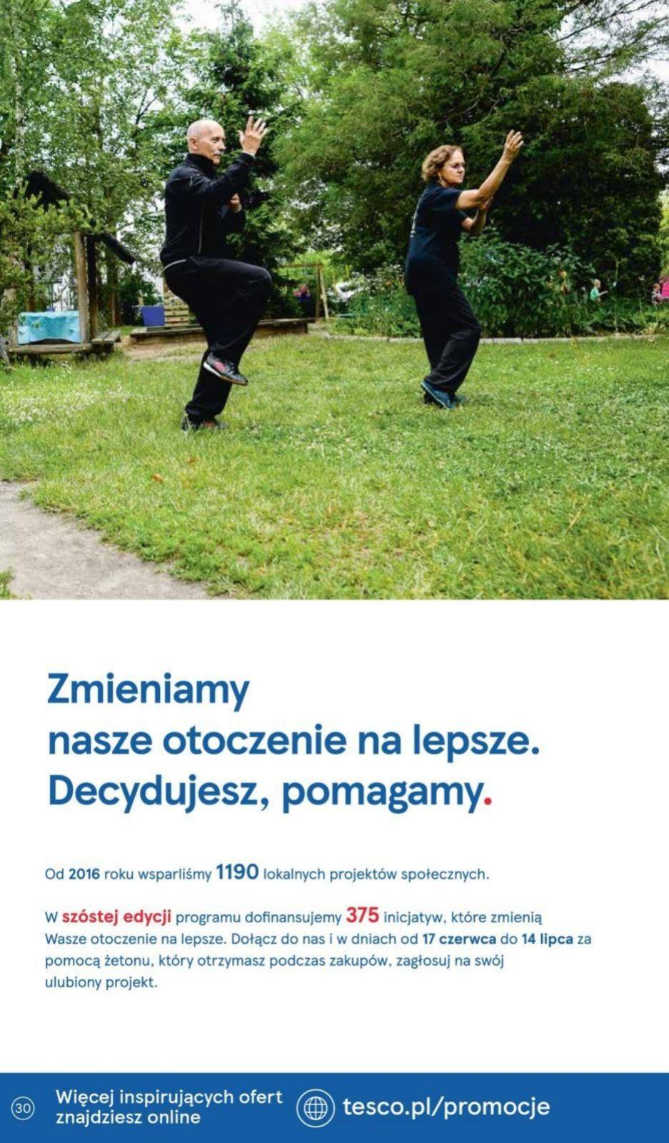Gazetka promocyjna Tesco do 10/07/2019 str.30