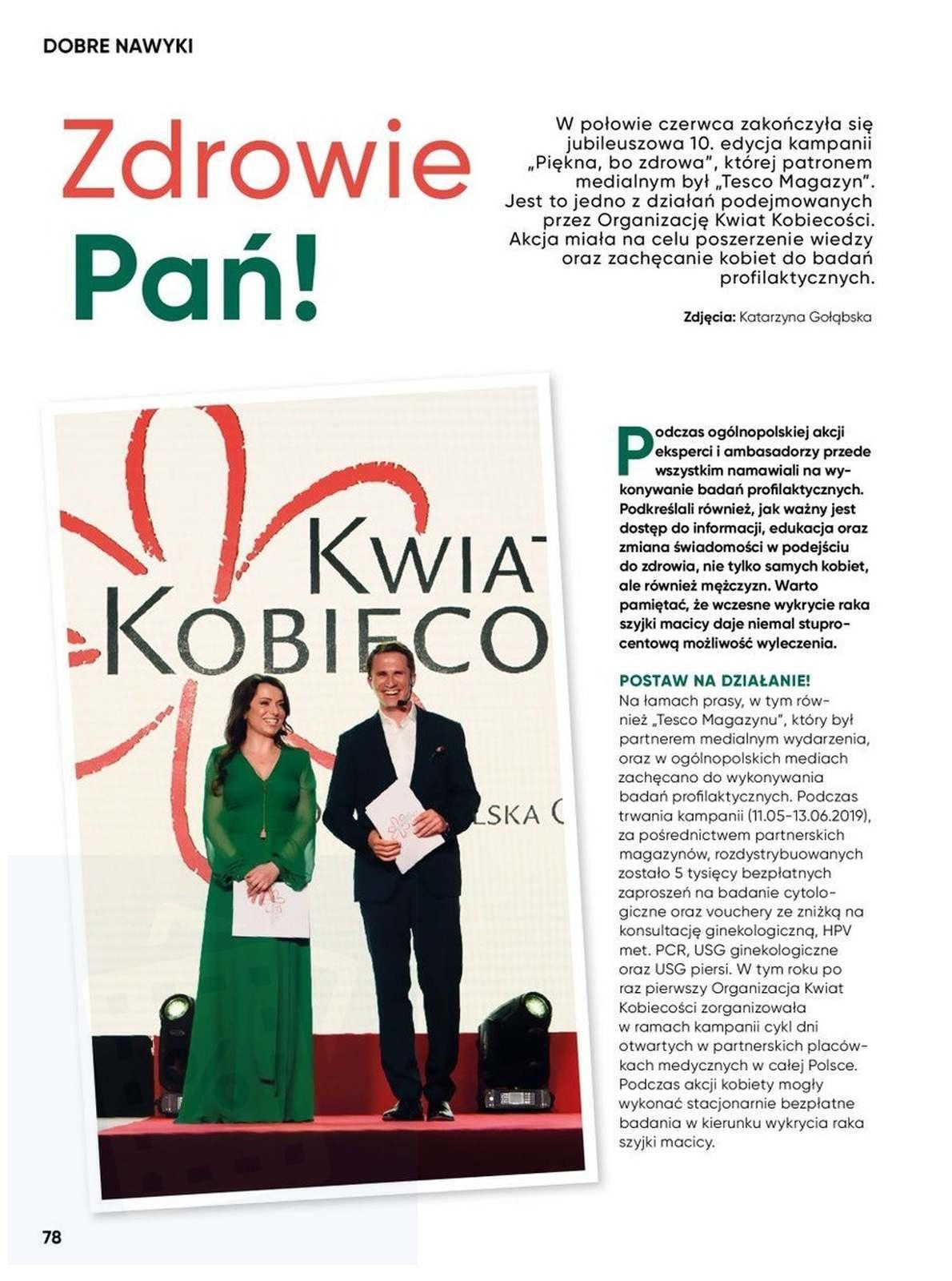 Gazetka promocyjna Tesco do 24/11/2019 str.78