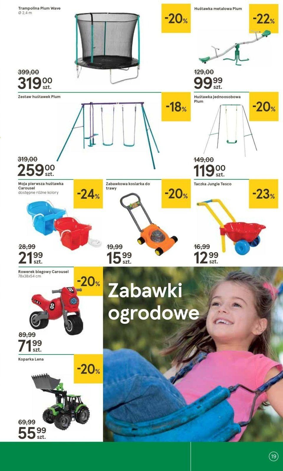 Gazetka promocyjna Tesco do 25/04/2019 str.18