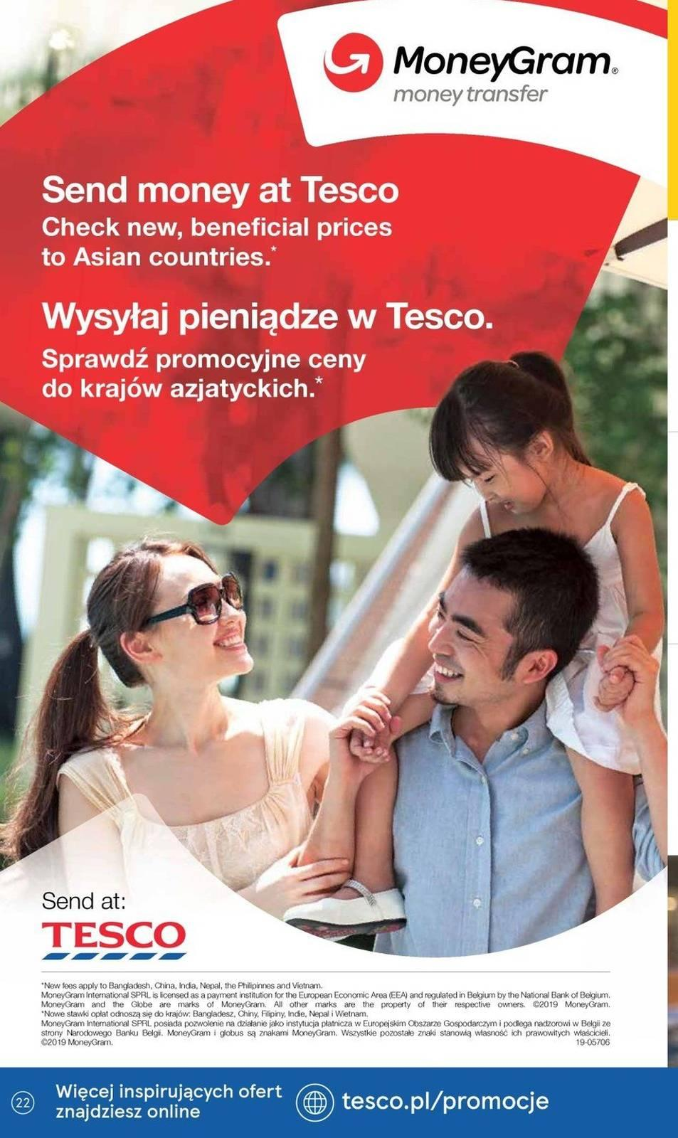 Gazetka promocyjna Tesco do 19/06/2019 str.21