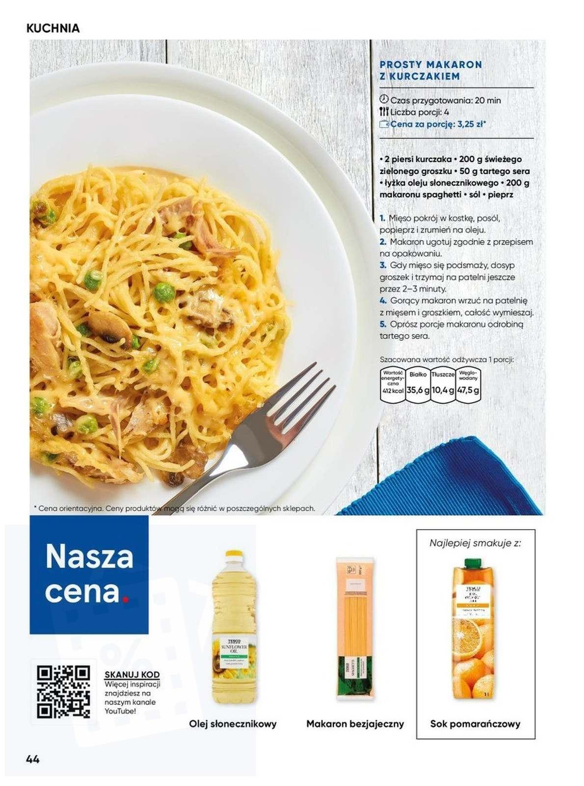 Gazetka promocyjna Tesco do 24/11/2019 str.44