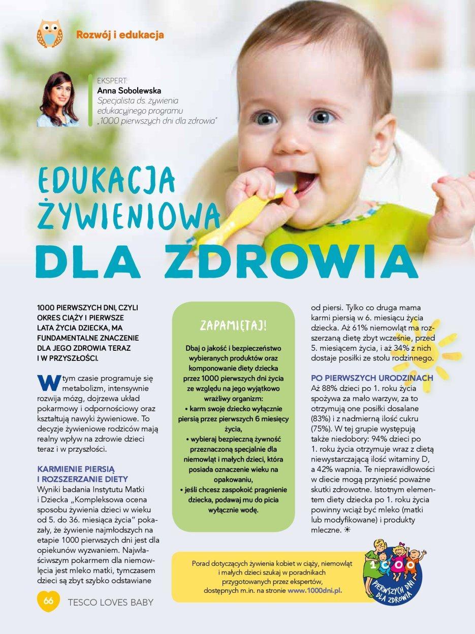 Gazetka promocyjna Tesco do 15/05/2018 str.65
