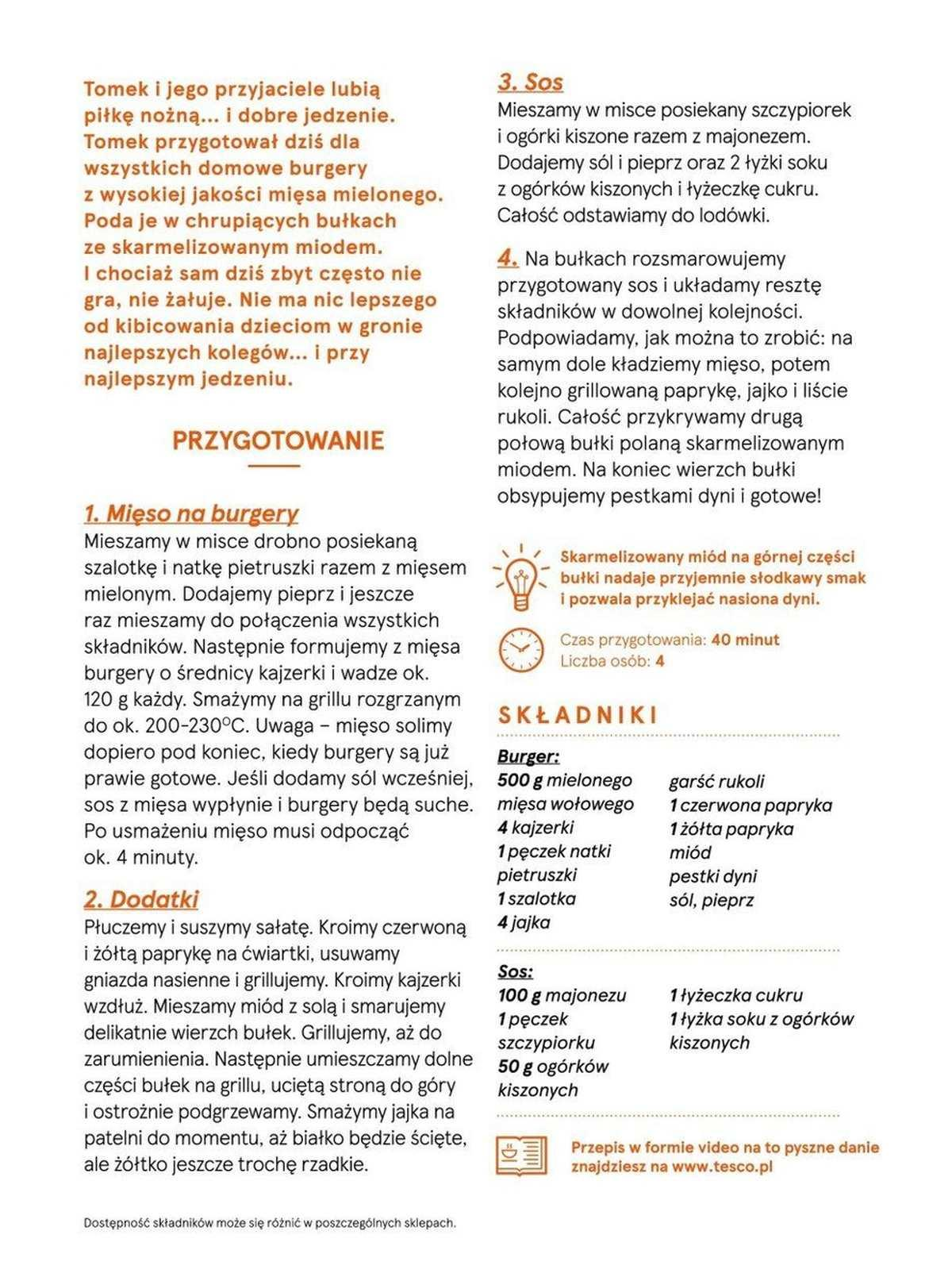 Gazetka promocyjna Tesco do 25/08/2019 str.21