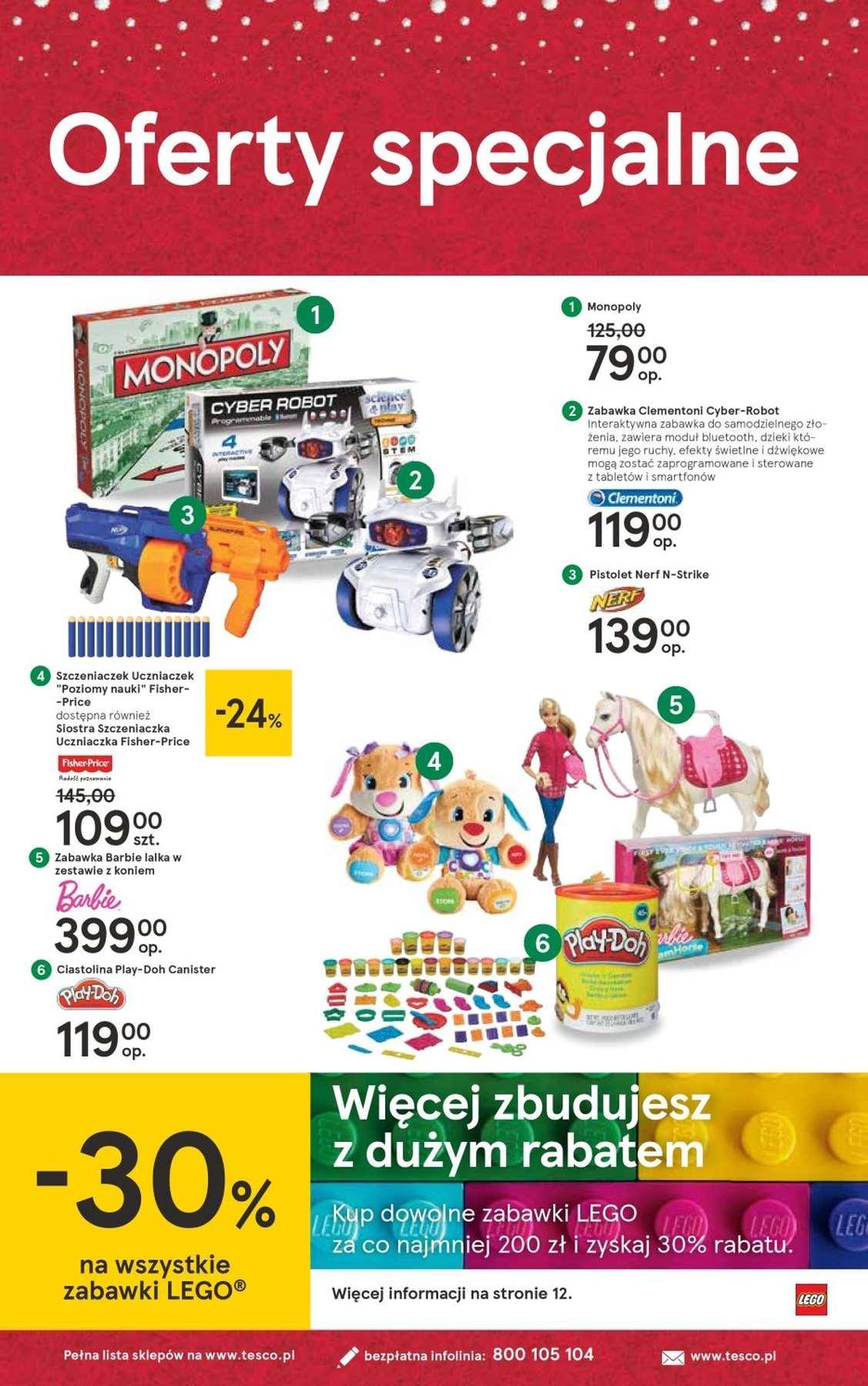 Gazetka promocyjna Tesco do 21/11/2018 str.16