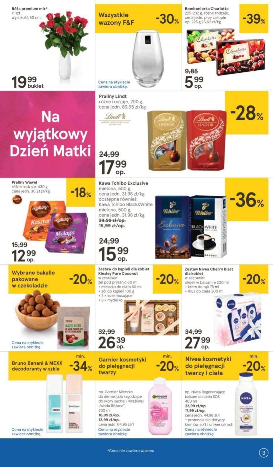 Gazetka promocyjna Tesco do 29/05/2019 str.2