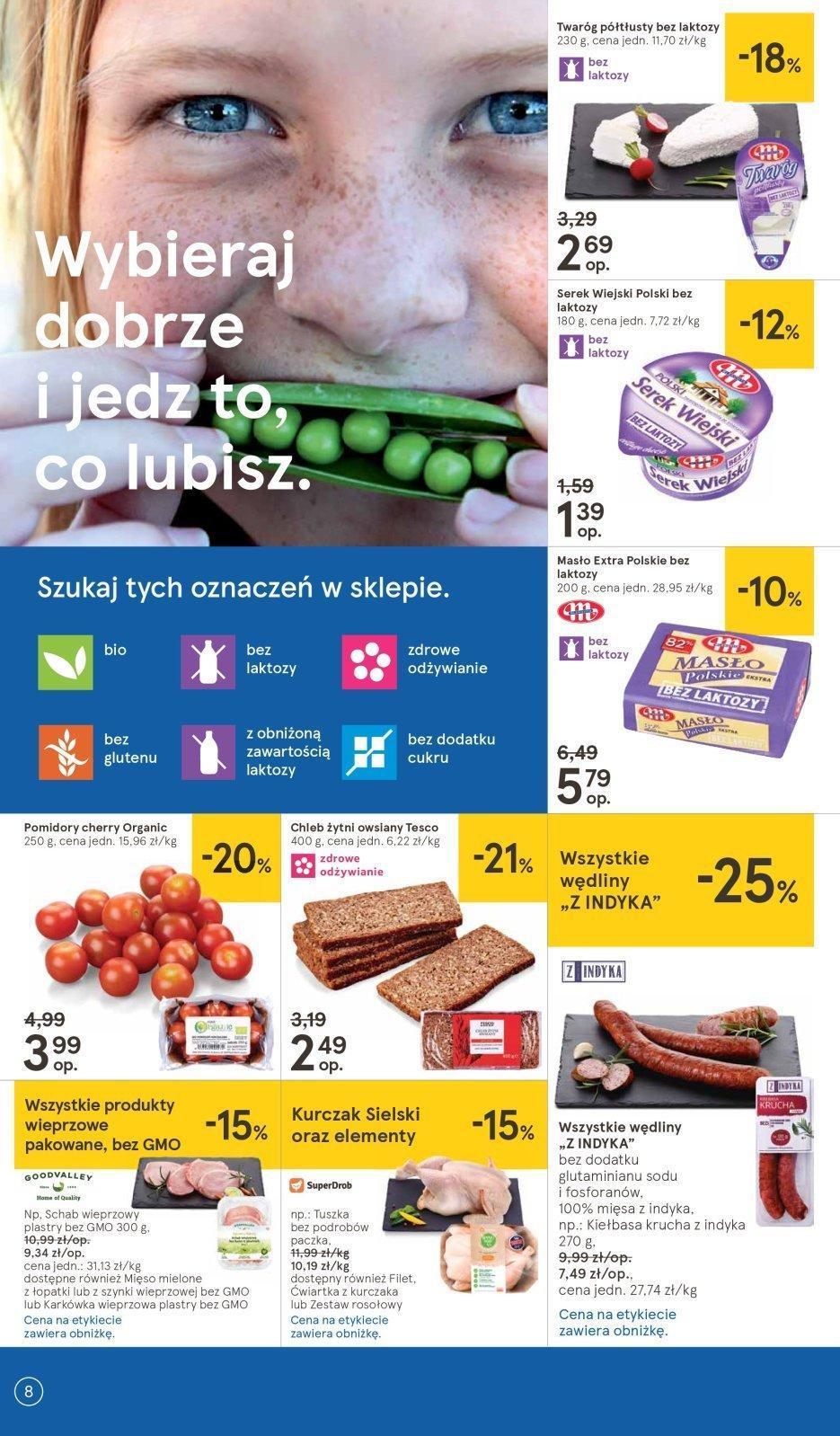 Gazetka promocyjna Tesco do 05/06/2019 str.7