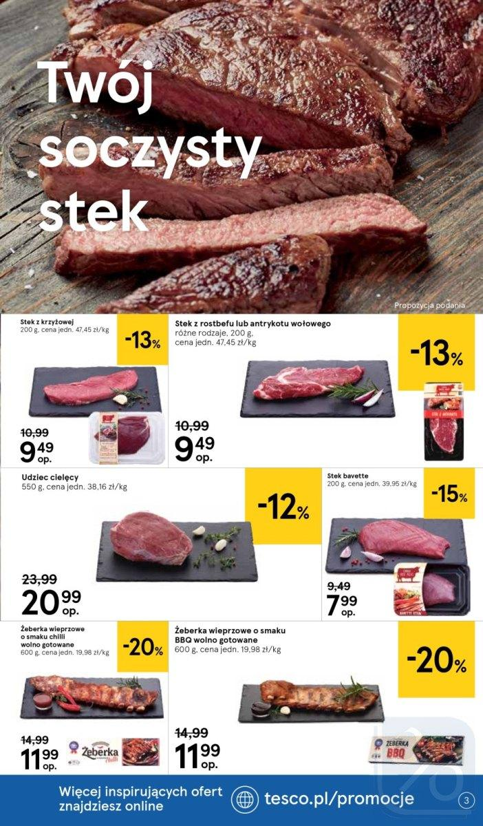 Gazetka promocyjna Tesco do 17/10/2018 str.3