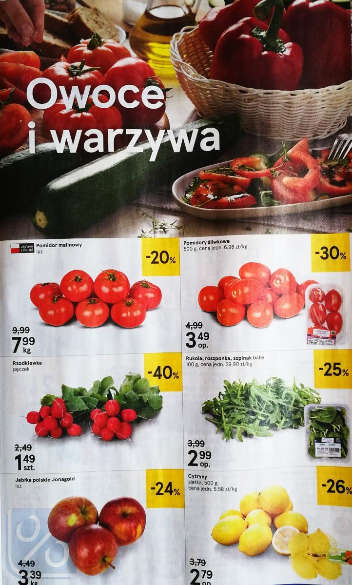 Gazetka promocyjna Tesco do 09/05/2018 str.2