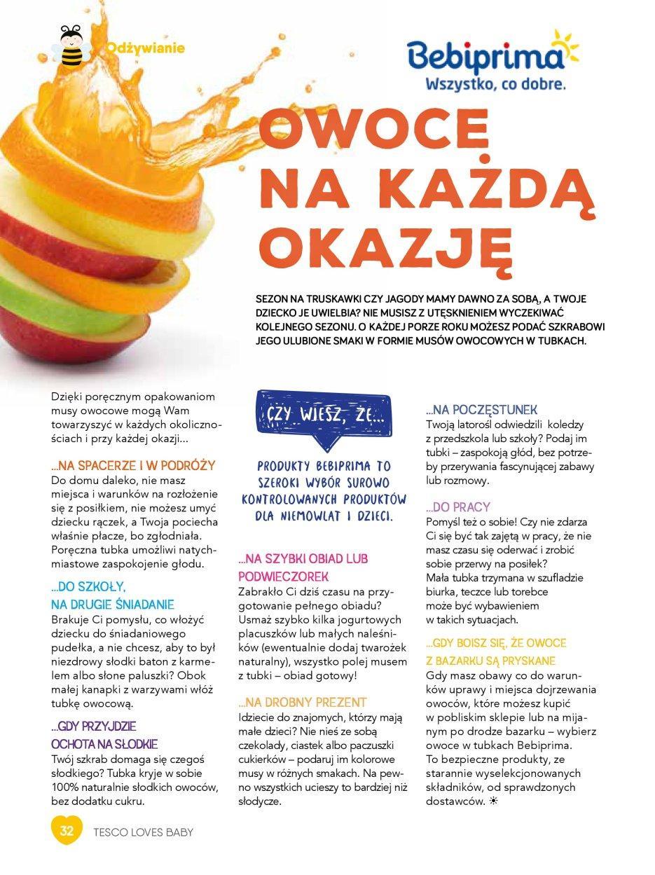 Gazetka promocyjna Tesco do 15/05/2018 str.31